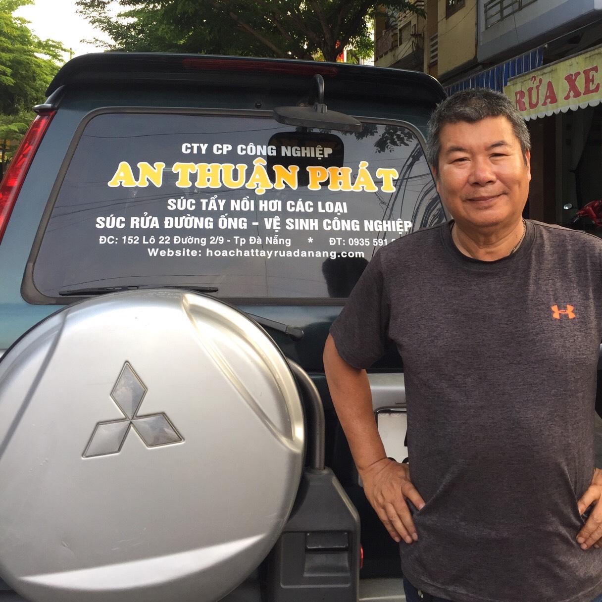 An Thuận Phát – Hóa chất tẩy rửa Đà Nẵng